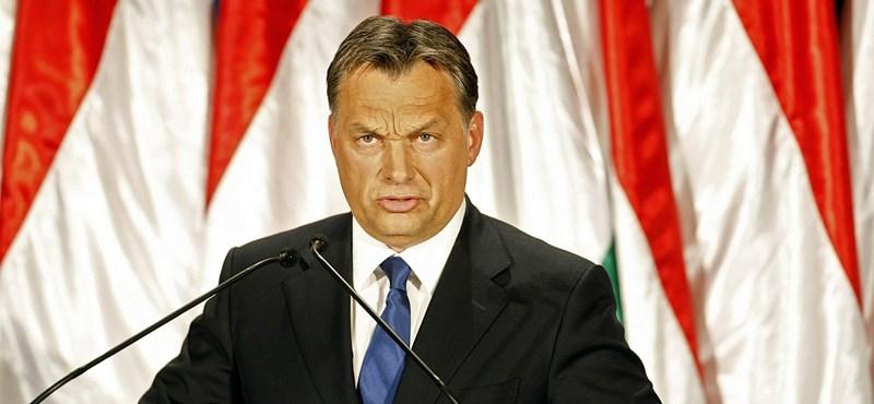 Blikk: Megfázás miatt mondta le a programjait Orbán, otthon kúrálja magát