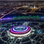 A foci-vb stadionjai még üresen is lenyűgözőek – 360 fokos videók