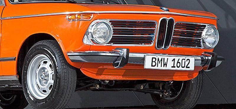 Mit nekünk Tesla, nézze csak ezt az 1972-es elektromos BMW-t
