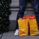 Elérkezett a kereskedők ideje, nyílnak év végén a vevők pénztárcái