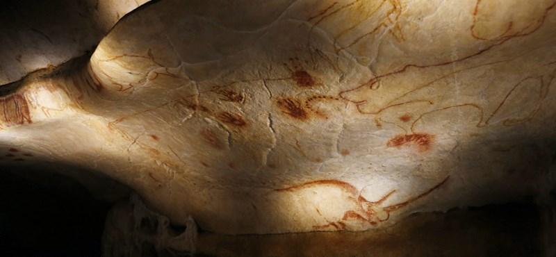 Sosem látott maja barlangfestményeket találtak a Yucatán-félszigeten