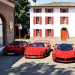 Micsoda meló, 46 éve ő a Ferrari tesztpilótája