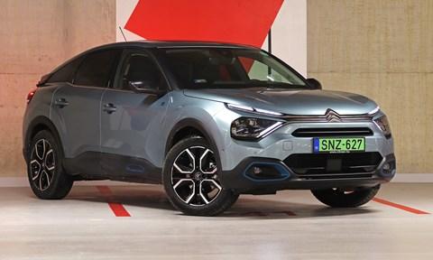 Citroën ë-C4 galéria