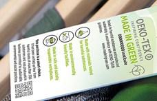 """Mit jelentenek a ruhacímkéken lévő, """"fenntartható"""" jelölések?"""