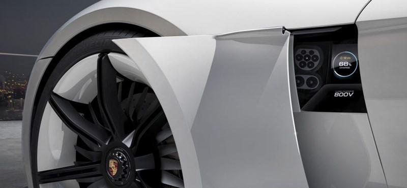 Elképesztően gyors töltőkkel pumpálhatjuk majd tele az elektromos autókat