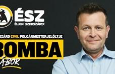 Döntött a választási bizottság: nem téveszthető össze Bomba Gábor és az energiaital