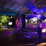Drónviharral tért vissza Budapestre az űrkiállítás