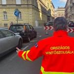 Lezárták a mentők riasztási útvonalát egy építkezés miatt