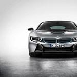Előre elkapkodták a negyvenmilliós BMW i8-akat