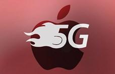 Lehet, hogy nem lesz idén 5G-s iPhone