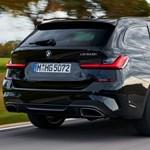 Sportkombi a javából: nálunk is kapható a 374 lóerős puttonyos 3-as BMW