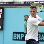 Fucsovics Márton visszalépett a stockholmi tenisztornán
