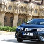 Toyota Corolla bemutató: 2 percenként elmegy egy