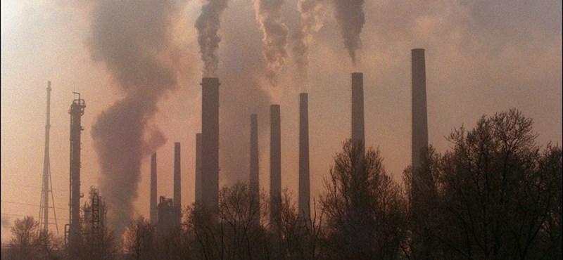 Több mint 4 millióan haltak meg a légszennyezettség miatt 2016-ban