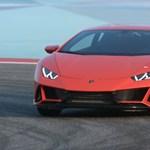 Megmutatták a technológiát, miért tud driftelni egy Lamborghini is – videó