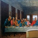 Orbán lett Jézus drMáriás Utolsó vacsoráján