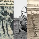 Rókadobás, polipszkander és egyebek - (szerencsére) elfeledett sportok
