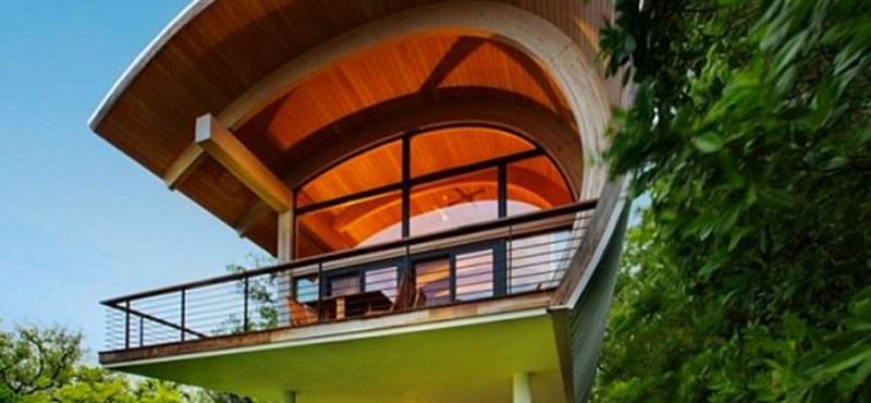 Függőágy alakú házat terveztek Floridában