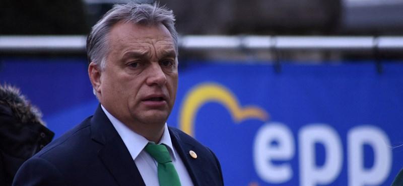 """Orbán Viktornak volt egy kis ideje szidni a Néppártot és az """"LMBTQ-őrületet"""""""