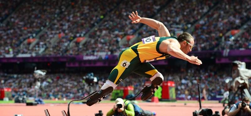 A Nike is szakított Pistorius-szal