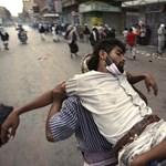 Gyerekeket is megöltek a jemeni biztonsági erők