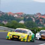 Mától a legvadabb Audik, Mercik és BMW-k cirkálnak a Hungaroringen