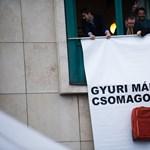 """""""Gyuri már csomagol"""" - akciózik az LMP"""