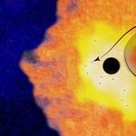13 fekete lyukat találtak galaxisunk közepén