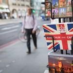 Még mindig nyögik a válságot a brit családok