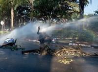 Ez csak ízelítő volt abból, ami ezután jön – üzente a zimbabwei elnök, miután a tüntetők közé lőttek