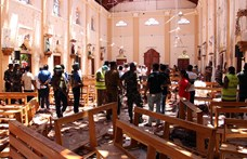 Pánik tört ki Srí Lanka fővárosában egy újabb robbanás miatt