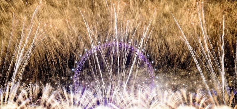 Politikai vihart okozott a londoni polgármester - az újévi tűzijátékkal