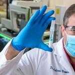 Az első otthoni koronavírus-nyálteszt egyedül is elvégezhető