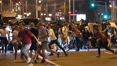 Lengyel tölténnyel lőhetnek a tüntetőkre Belaruszban