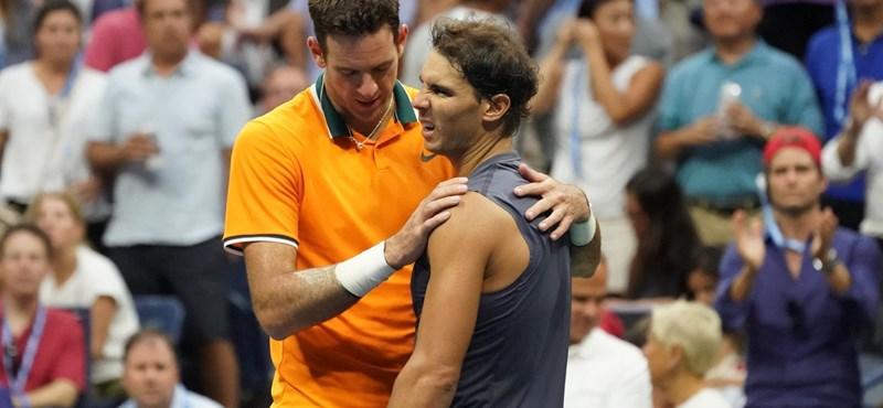 Nadal teste nemet mondott: feladta az elődöntőt