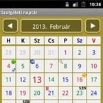 Androidos alkalmazással is megtervezheti munka- és szabadidejét