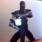 Halálos küzdelem a Macbookod fedlapján