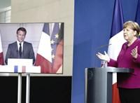 Die Welt: Merkel a visegrádiakat leszerelte, egyre közelebb az eurókötvény