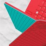 Jobb mint az origami - összehajtható notebook