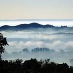 Figyelmeztetés a fél országra: megint nagy köd lesz