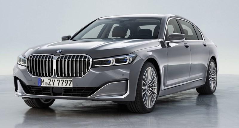 Az összes nagy BMW arcot vált, a 7-es sorozatnak is eljött az ideje