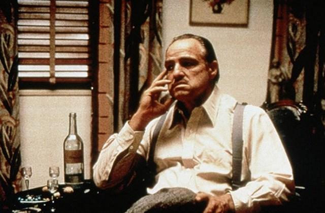 Don Corleone, Keresztapa