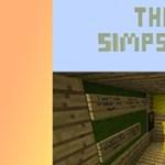 A nap videója – The Simpsons főcím, Minecraft verzió