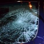 A zebrán gázoltak halálra egy nőt Tatabányán