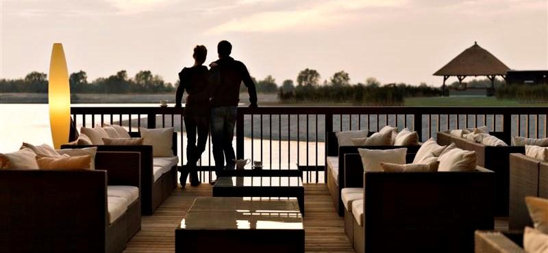 Természetközeli wellness-szálloda a Fertő-tónál