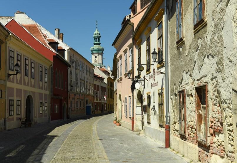 Lezárt utcákkal ünnepelték a 30 éves szabadságot Sopronban