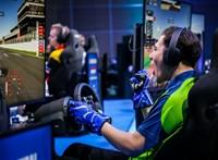 Az autós szimulátorozás lesz az egyik versenyszám a virtuális olimpián