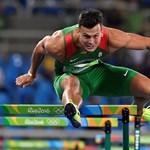 Baji Balázs világbajnoki bronzérmes 110 gáton