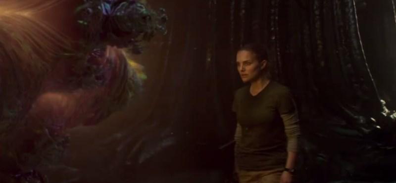 Az emberi értelmet meghaladó, titokzatos világba kirándulhatunk 2018 várva várt sci-fijével