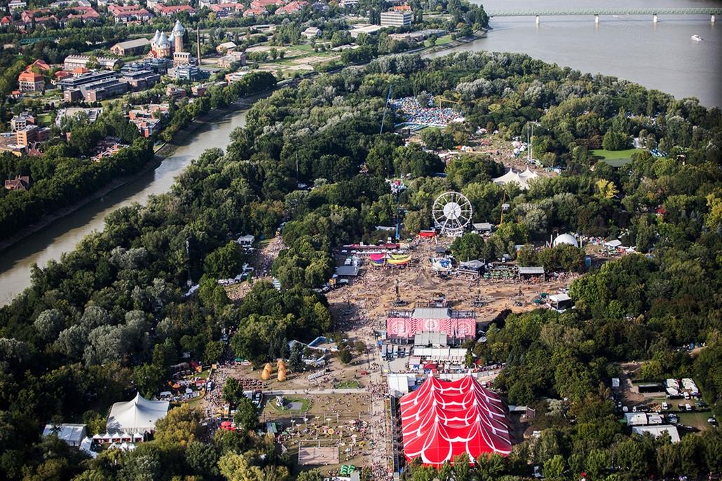 PA, Sziget Fesztivál 2014
